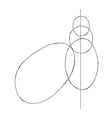 Как нарисовать кролика, шаг 1