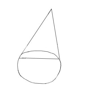 Как нарисовать Патрика, шаг 1