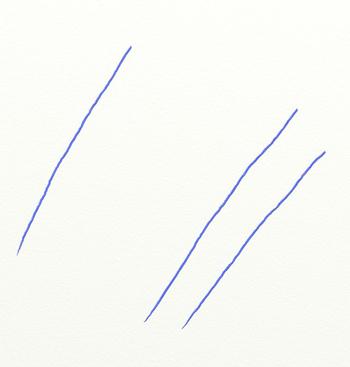 Как нарисовать Губку Боба, шаг 1
