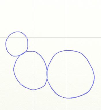 Как нарисовать зайца, шаг 1