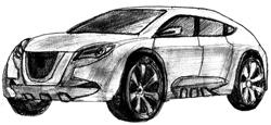 Рисуем Машину