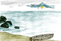 Рисуем море