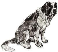 Как научится рисовать Собаку