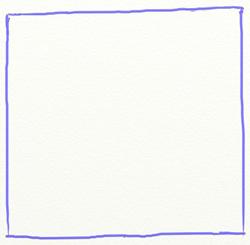 Как нарисовать яблоко, шаг 1