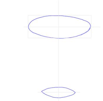 Как нарисовать Чашку, Кружку, Стакан, шаг 1