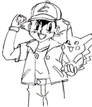 Как нарисовать аниме, шаг 4