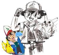 Рисуем аниме поэтапно карандашом