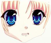 Учимся рисовать Глаза девушек в стиле аниме