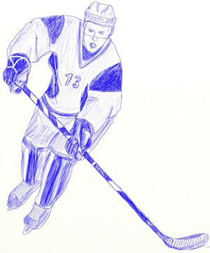 Как рисовать по теме спорт 96