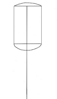 Как нарисовать человека, шаг 1