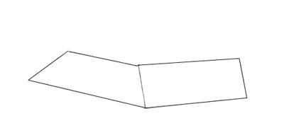 Как нарисовать танк Т-34 шаг 1