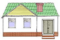 Как нарисовать Дом карандашом