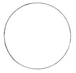 Как нарисовать звезду, шаг 1